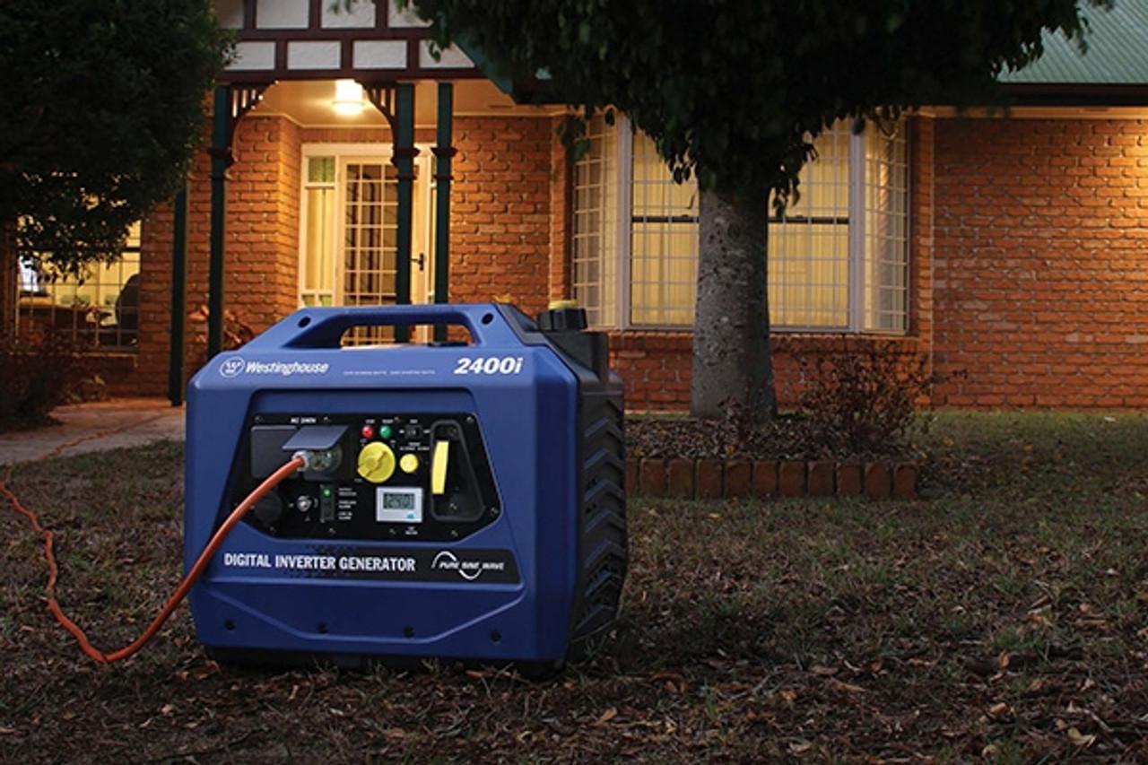 Westinghouse WHXC2400i Digital Inverter Generator - Blackout