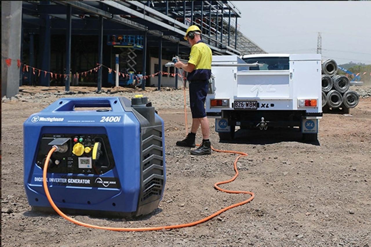 Westinghouse WHXC2400i Digital Inverter Generator - Trade