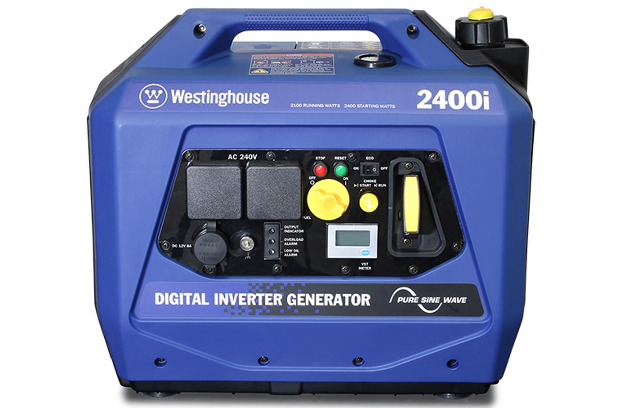 Westinghouse WHXC2400i Digital Inverter Generator - Side