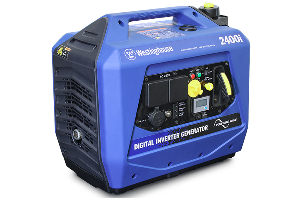 Westinghouse WHXC2400i Digital Inverter Generator - Right