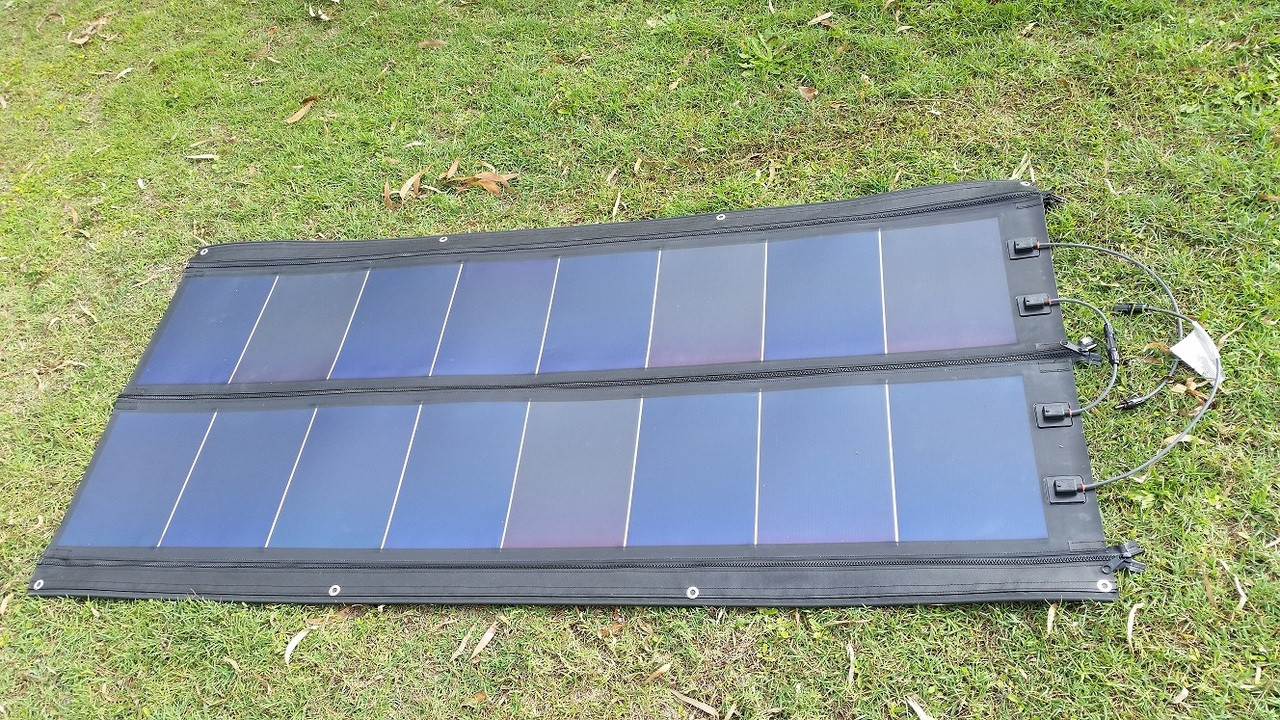 Rolasolar 100 Watt Solar Charge Kit
