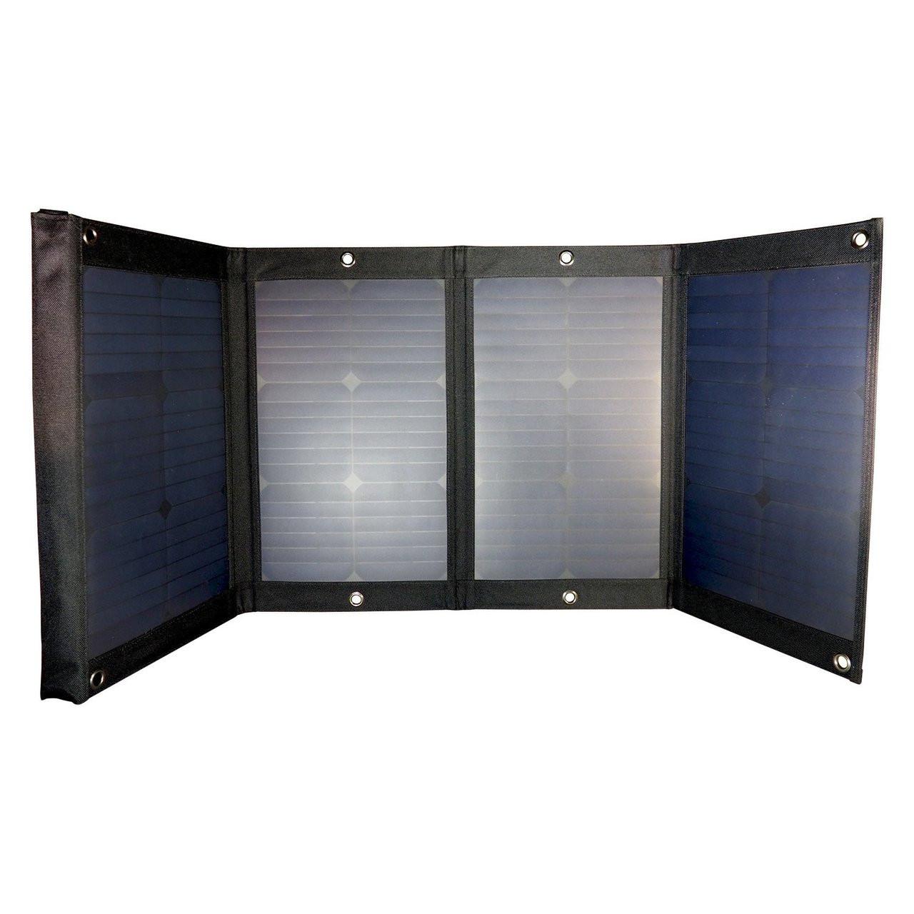 Solarpod 65 Watt Ballistic Nylon Folding Solar Panel