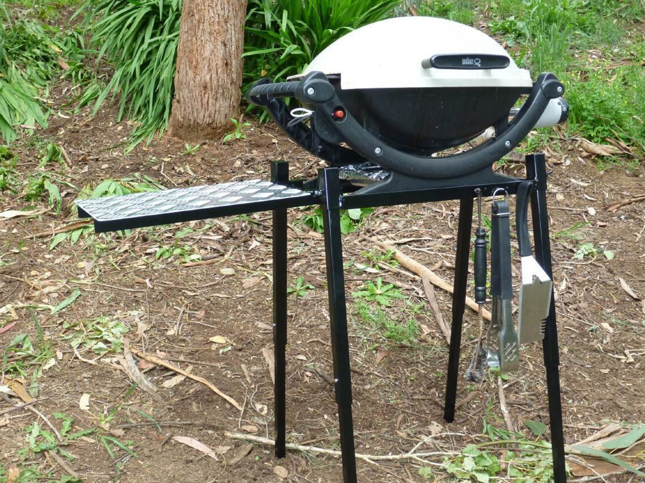 Outback BBQ Stand for Weber Baby Q BBQ 100/1000 series