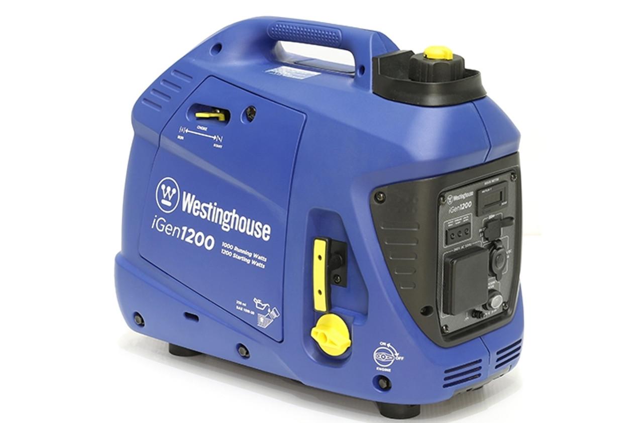 Westinghouse iGen1200 Digital Inverter Generator - with DC and USB outlet
