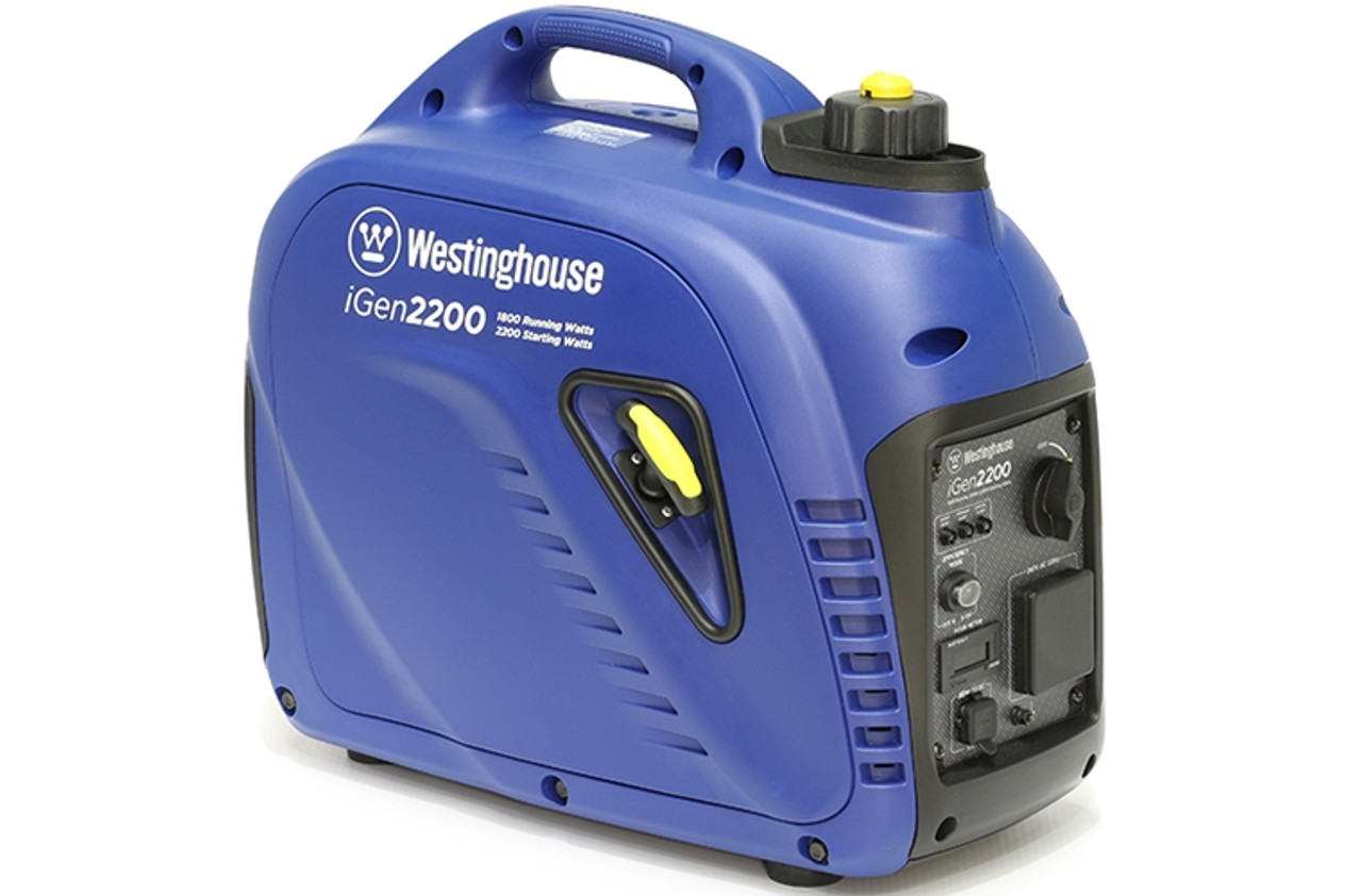 Westinghouse iGen2200 Digital Inverter Generator - with USB outlet