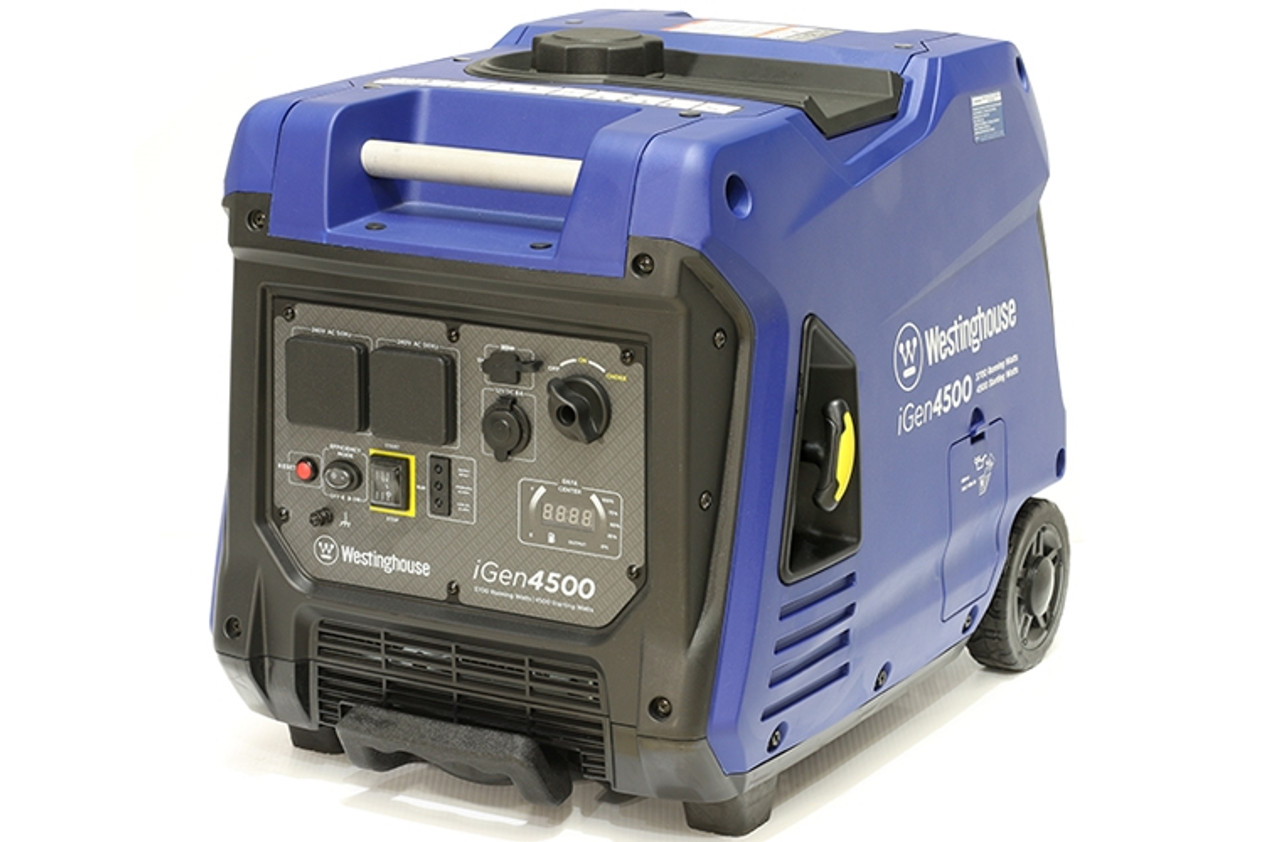 Westinghouse iGen4500 Digital Inverter Generator  - Right