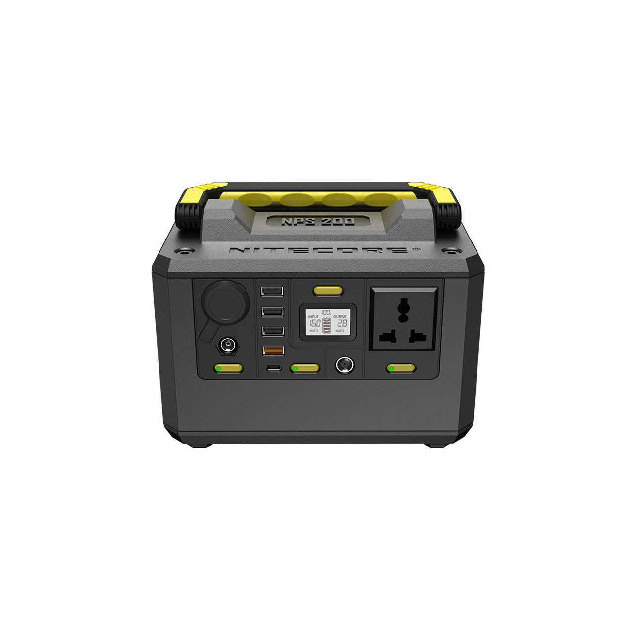 NPS200 | Nitecore Portable Power Station
