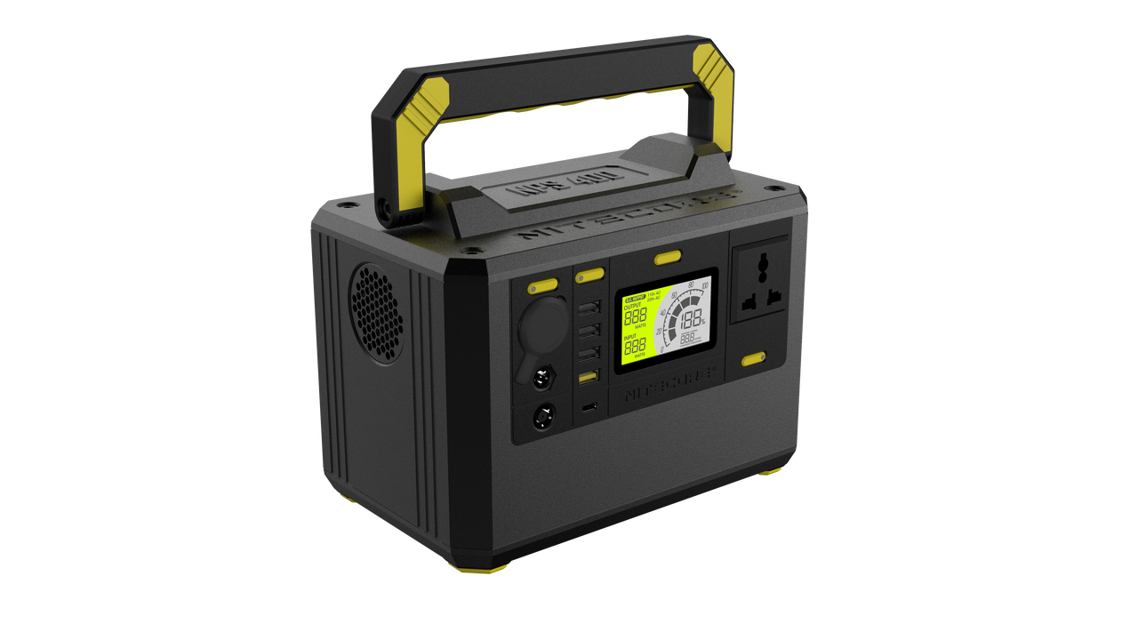 NPS400 | Nitecore Portable Power Station