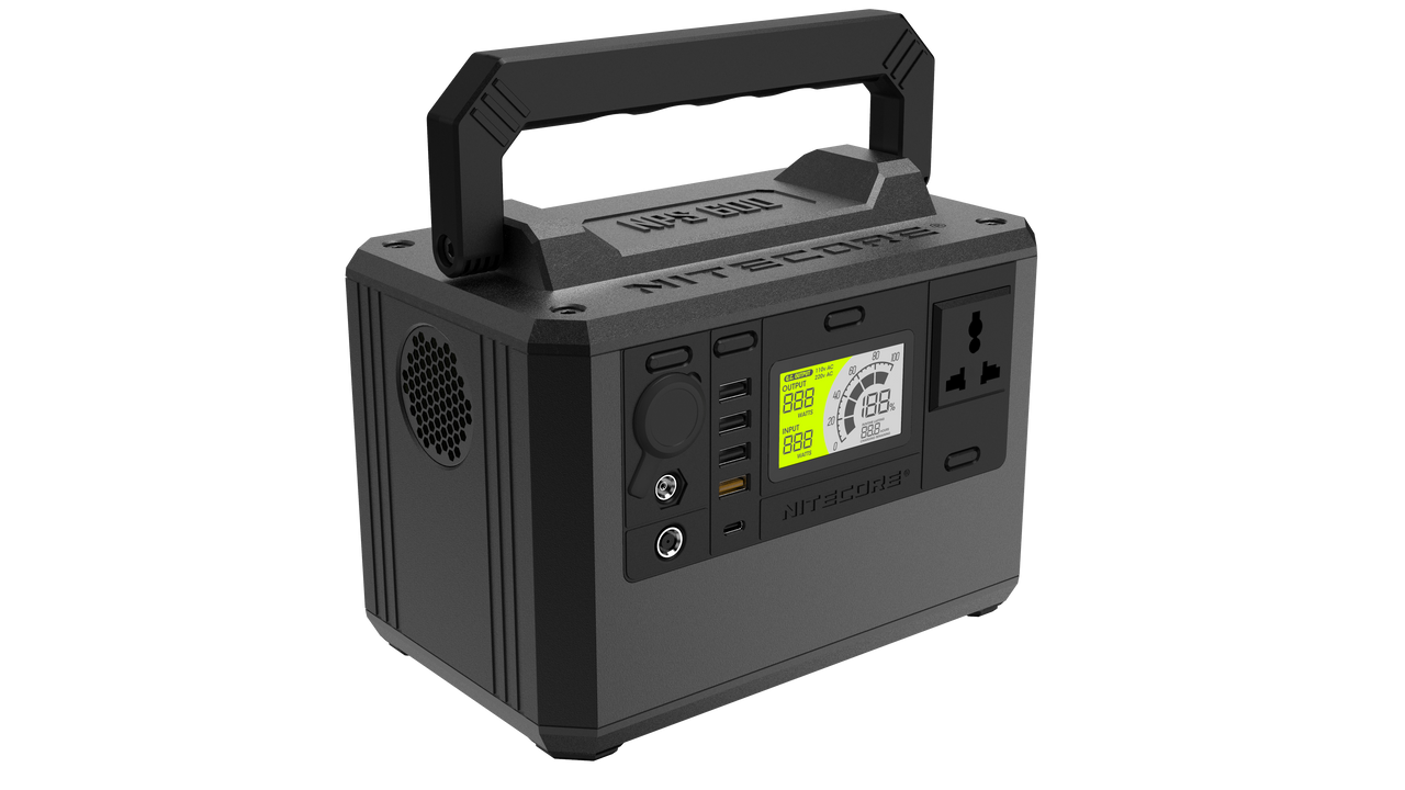NPS600 | Nitecore Portable Power Station