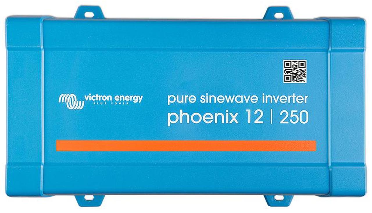 Victron Phoenix Inverter 12/250 230V VE.Direct AU/NZ