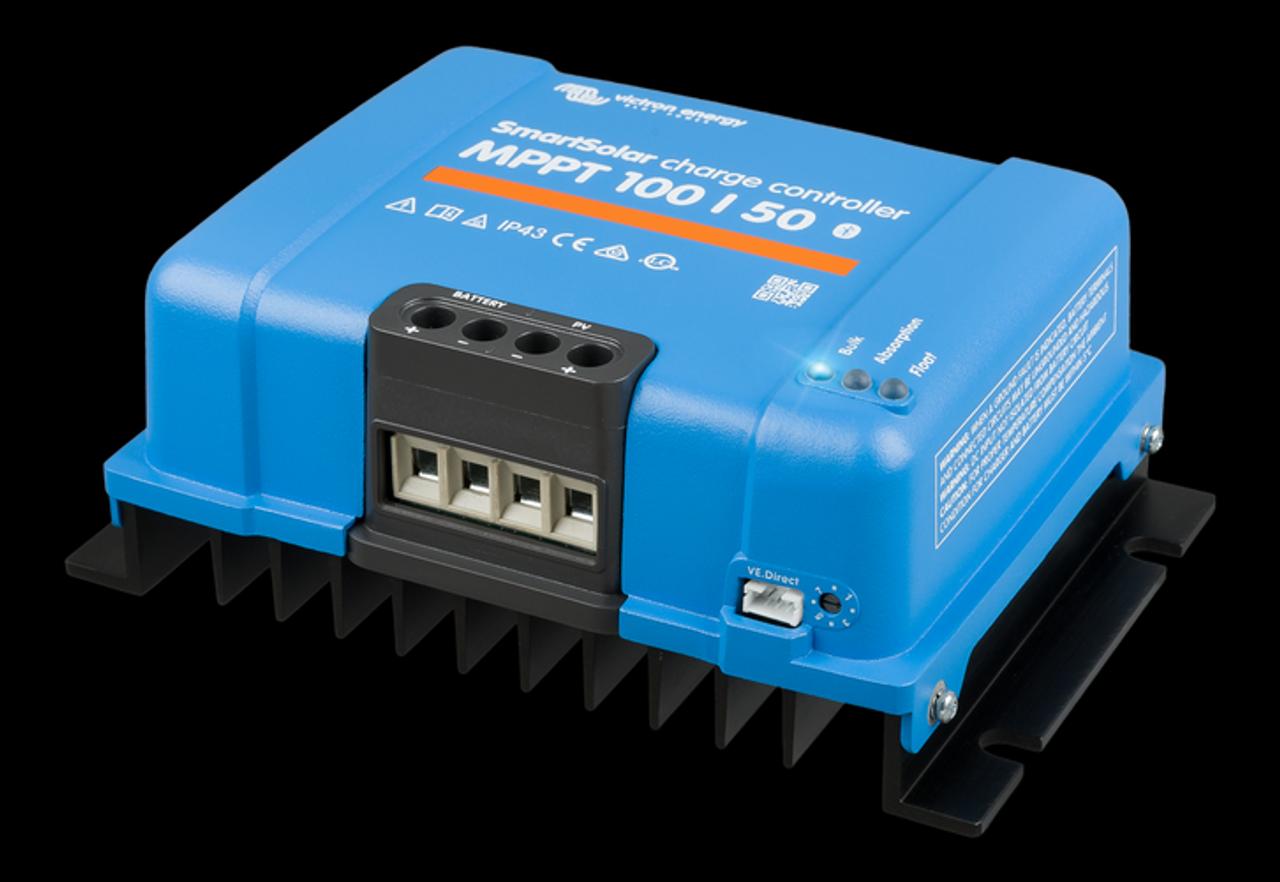 Victron 50A SmartSolar MPPT 100/50  Solar Charge Controller Regulator - Bluetooth