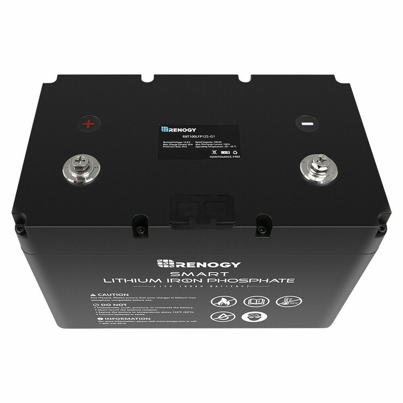 Renogy 12V 100Ah Lithium Iron Phosphate Battery