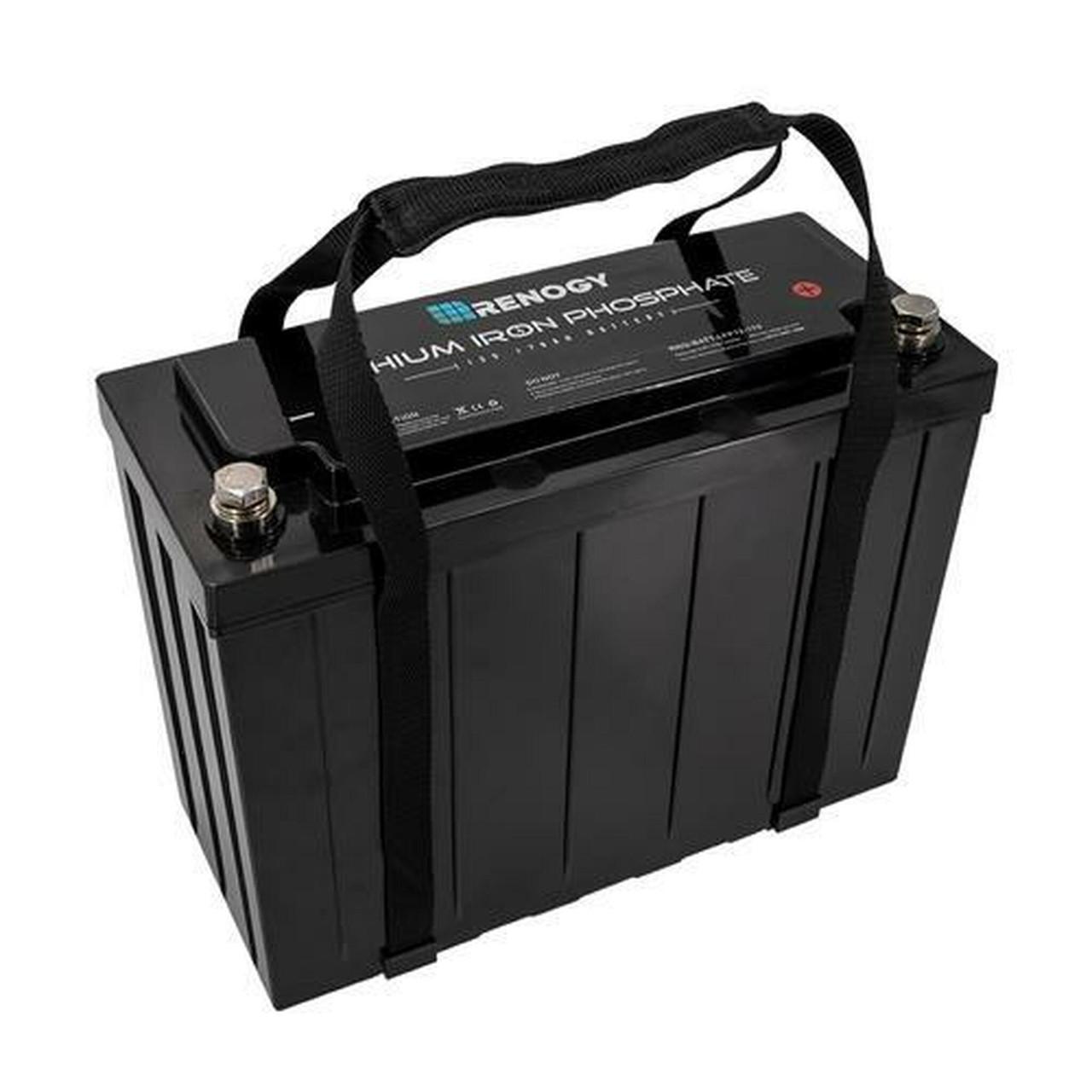 Renogy 12V 170Ah Lithium Iron Phosphate Battery