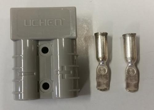Anderson Type Connector - Grey