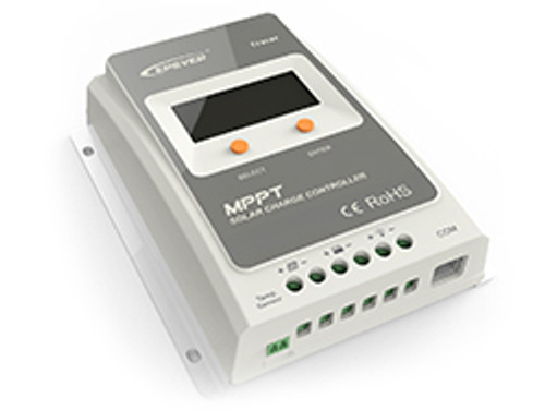 2210A | 260/520W 20A 12/24V EP Solar MPPT Charge Controller - Pb - Left