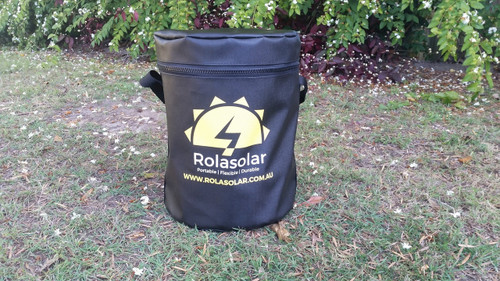 Rolasolar 200 Watt Rollable Flexible Solar Charge Kit