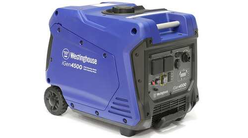 Westinghouse iGen4500 Digital Inverter Generator - Left