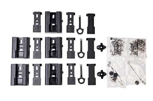RacksBrax HD Hitch Tradesman III Pack