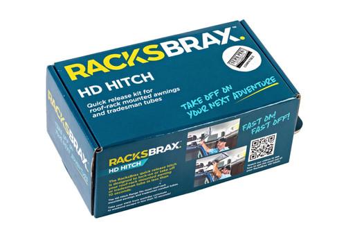 RacksBrax HD Hitch Standard Pack (Supa Peg Model)