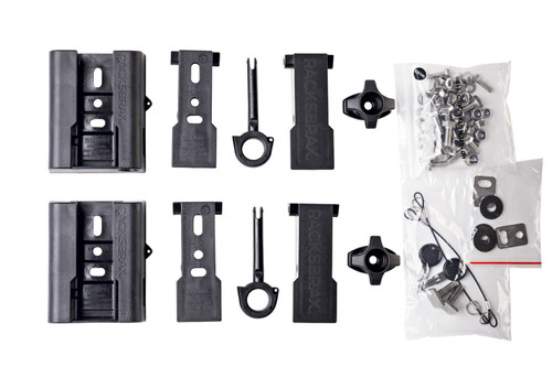 RacksBrax HD Hitch Standard Pack (Supa Peg Model)