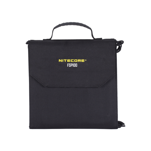NPS200+FSP100 | Nitecore Portable Solar Generator Bundle