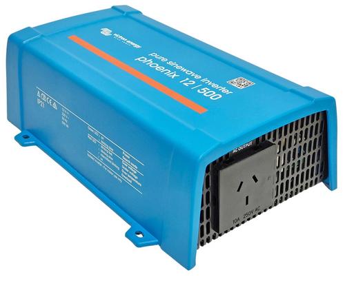 Victron Phoenix Inverter 12/500 230V VE.Direct AU/NZ