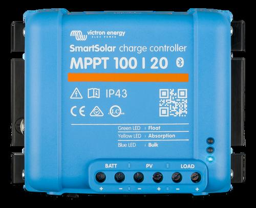 Victron 20A SmartSolar MPPT 100/20 Solar Charge Controller Regulator - Bluetooth