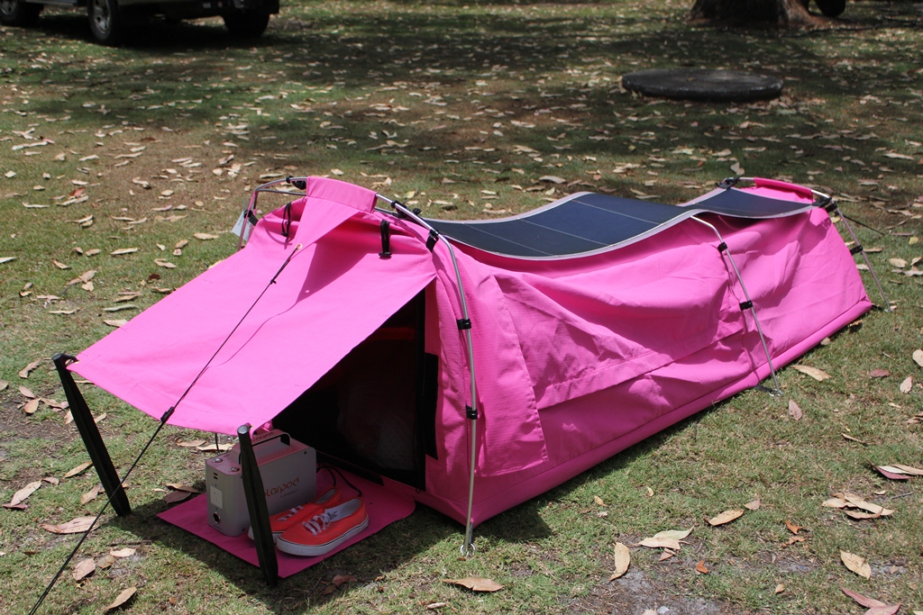 Pink Swag Portable Power