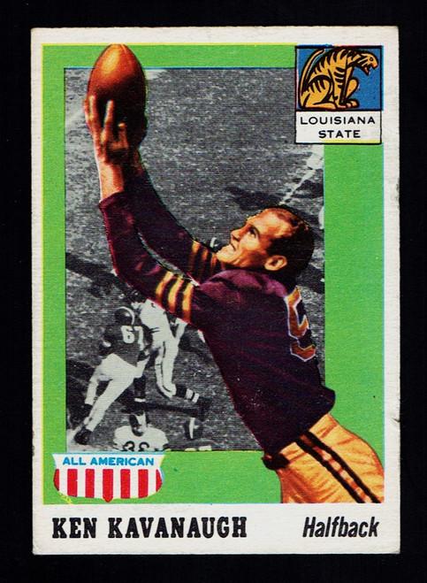 1955 Topps All American #050 Ken Kavanaugh VG+