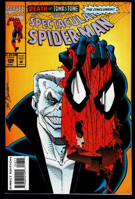 1993 Marvel The Spectacular Spider-Man #296 VF/NM