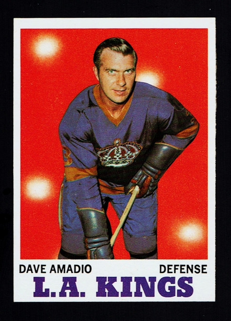 1970 Topps #033 Dave Amidio NMMT