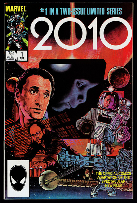 1985 Marvel 2010 #1 VF+