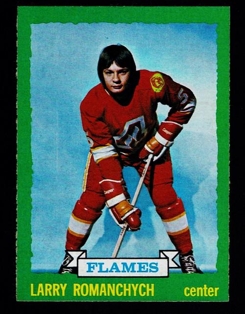 1973 OPC #185 Larry Romanchych RC NM