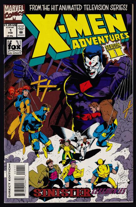 1994 Marvel X-Men Adventures Vol 2 #1 VF/NM