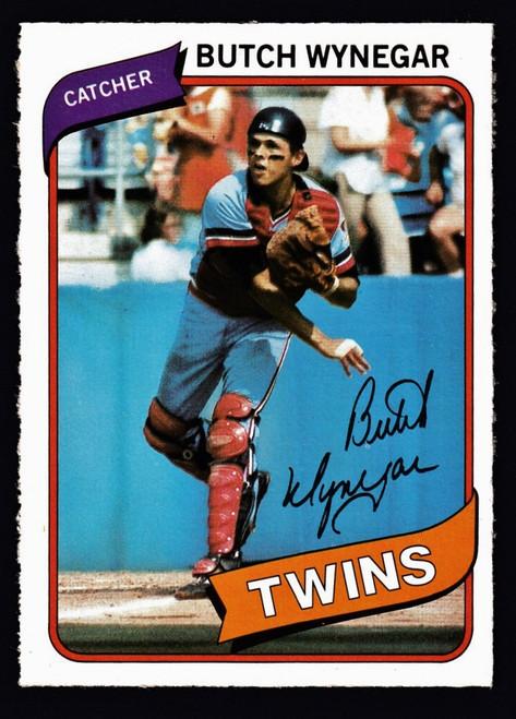 1980 OPC #159 Butch Wynegar NM