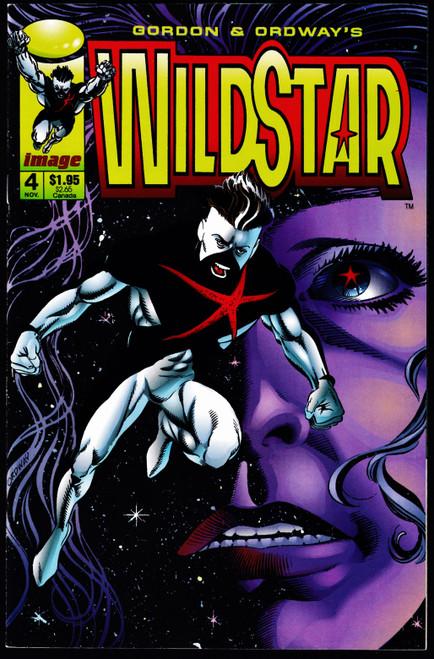 1993 Image Wildstar #4 VF