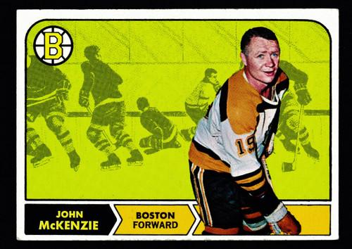 1968 Topps #009 John McKenzie VG+