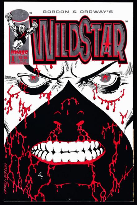 1993 Image Wildstar #1 VG/FN