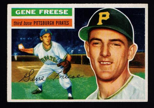1956 Topps #046 Gene Freese WB EX-