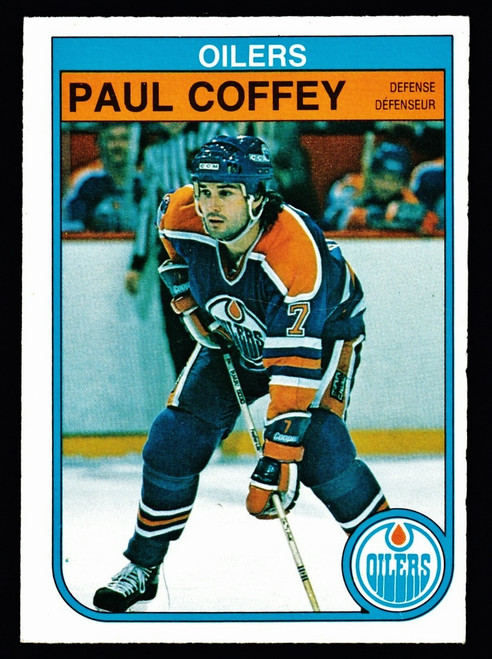 1982 OPC #101 Paul Coffey EX-