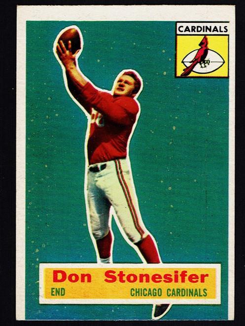 1956 Topps #70 Don Stonesifer VG