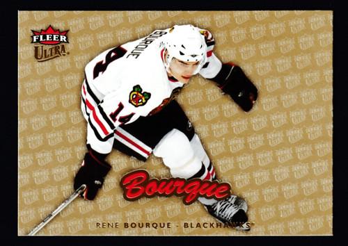 2006 Fleer Ultra Gold Medallion #046 Rene Bourque NMMT or Better