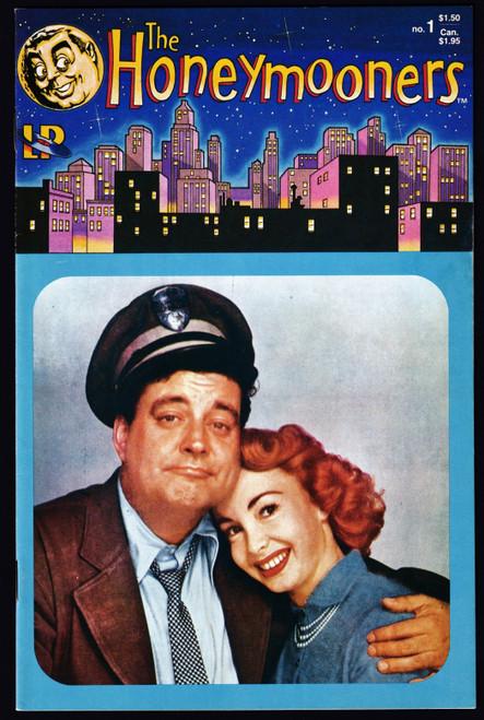1986 Lodestone The Honeymooners #1 VF+