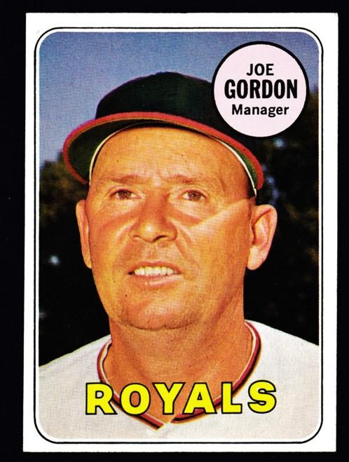 1969 Topps #484 Joe Gordon EX+