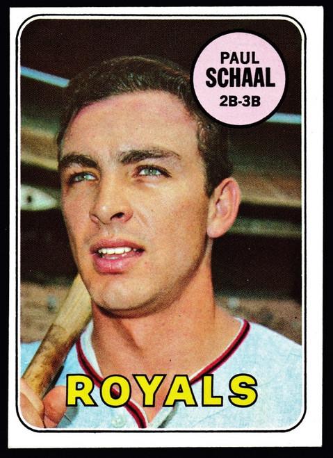 1969 Topps #359 Paul Schaal EX+