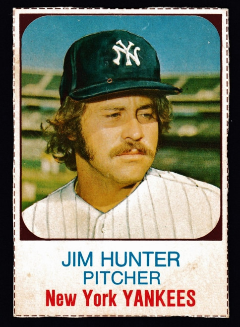 1975 Hostess #148 Jim Hunter VGEX