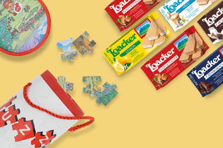 In regalo il puzzle Gnometti