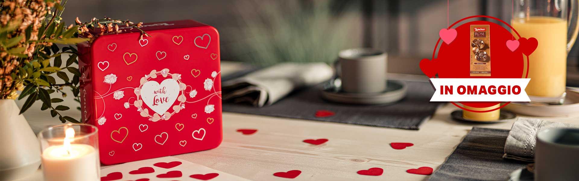 Loacker Regali per San Valentino
