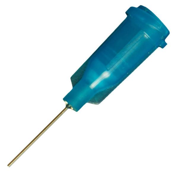 25ga x 0.5 inch blunt tip needle
