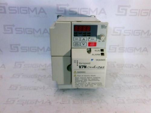 Yaskawa CIMR-V7NU40P7 V7N AC Drive 2HP 380-460V 3HP - 16809_01.jpg